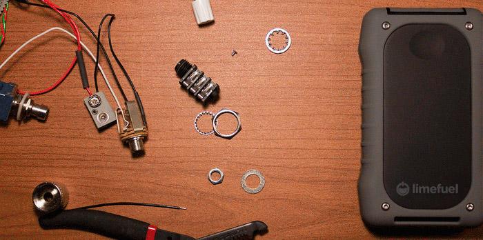 15,000mAhの大容量!IP66の防水防塵!Limefuel製モバイルバッテリー「Rugged」がタフネスすぎる
