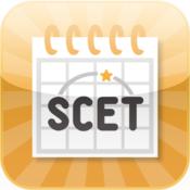 SCET(スケット)カレンダー