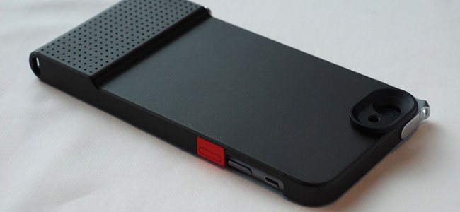 iPhone 6がデジカメに変身しちゃうケース「SNAP! 6」がカッコいい!