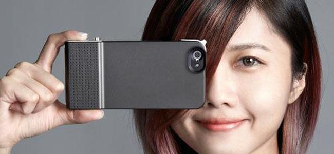 まさにデジカメ!シャッターボタンを搭載したiPhone 6用ケース「SNAP! 6」が発売開始