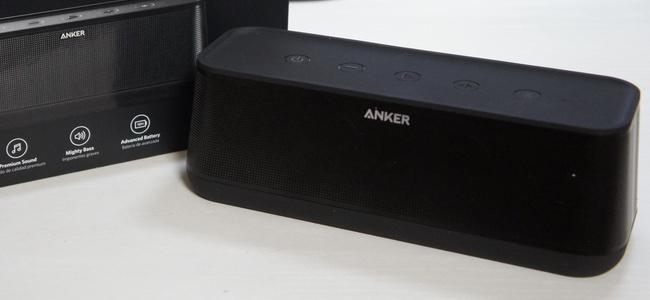 Ankerから圧倒的に高解像度なサウンドを実現したプレミアムBluetoothスピーカー「SoundCore Pro+」発売