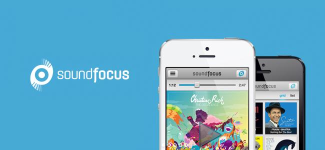 あなたの耳に合わせて最適な周波数特性で再生できる音楽プレーヤーアプリ「Soundfocus」