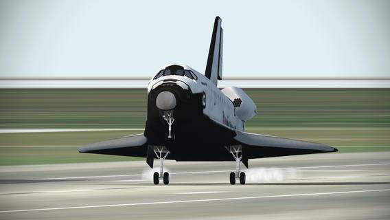 Sim Space Shuttle (500円 → 100 ...