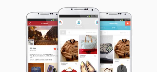 タッチ操作に特化したLINEのショッピングサービス「LINE MALL」がついにオープン!!