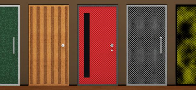 暇つぶしのつもりが、時間を忘れて遊んじゃう脱出ゲームアプリ「DOOORS3」