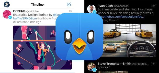 人気TwitterアプリTweetbotが「Tweetbot 5」にアップデート!ダークモードの有機ELディスプレイへの最適化やGIFアニメの投稿機能、タイムラインでの動画自動再生機能などが追加
