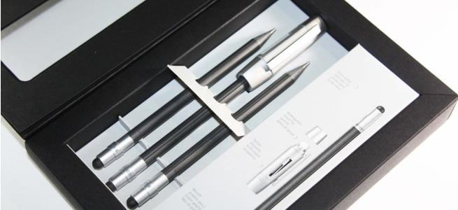 体は鉛筆!頭はタッチペン!キャップには鉛筆削り!有名文具メーカーが放つハイブリット鉛筆「ザ・ペンシル」