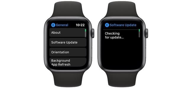 watchOS 6からは、iPhoneを通さずにApple Watch単体でWi-Fiに接続して(OTAで)OSアップデートができるように