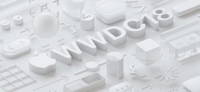 AppleがWWDC 2018を6月4日より開催すると正式に発表。チケットは抽選式で1599ドルで付け受付開始