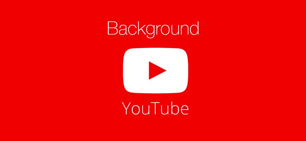 めっちゃはかどる!YouTubeをバックグラウンド再生する方法