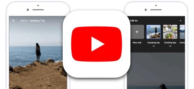 YouTubeが最大30秒の短い動画をまとめてプレイリストの様に投稿できる新機能「Reels」を発表