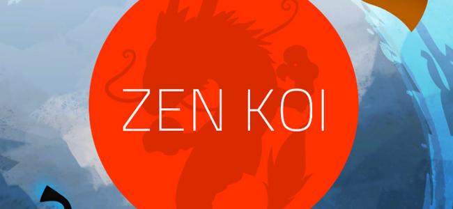 成長し、交配し、龍となれ!鯉が主役のアクション鯉ゲー「Zen Koi」