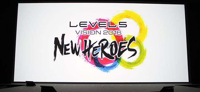 妖怪ウォッチ、イナイレ……「LEVEL5 VISION 2016」で発表された新作アプリ情報をまとめました!