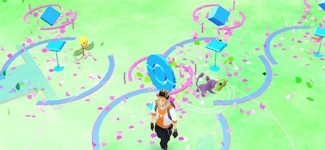 [ポケモンGO]ポケモンゲットのための渋谷→原宿お散歩コース!