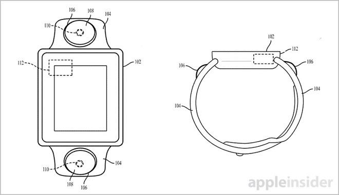 Apple Watchでカメラ内蔵バンドを使ってビデオ通話が可能に?Appleがウェアラブルデバイス使用による画像認識技術の特許を取得