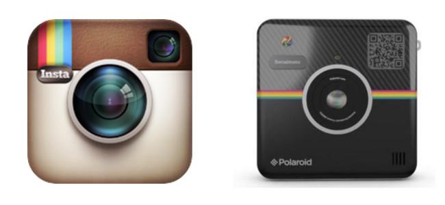 Instagramが本物のカメラになった!?アイコンそっくりなポラロイドカメラが登場!