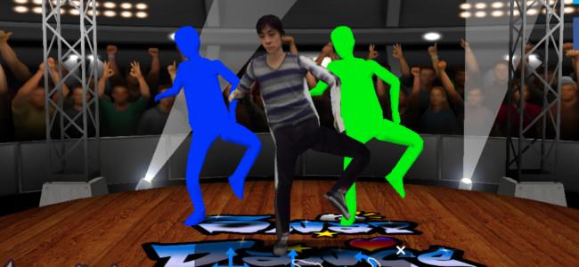 自分が、友達が!3Dになって踊りまくる「SnapDance」が面白い!