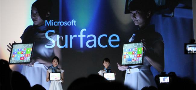 MacBookに史上最大の刺客「Surface Pro 3」が7月17日に日本発売!