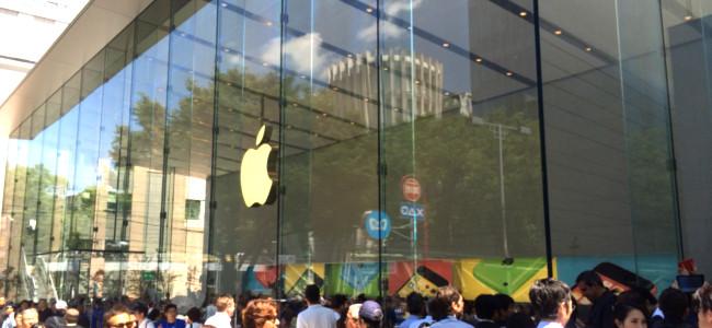 Apple Store,Omotesando遂にオープン!8年ぶり、日本に8店目のストア開店の瞬間をレポート!