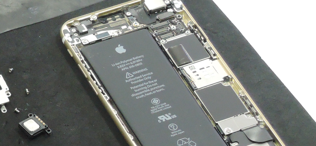 iPhoneの分解修理現場を見てきた!定額保証サービスなら最もお得な「i-ResCue」