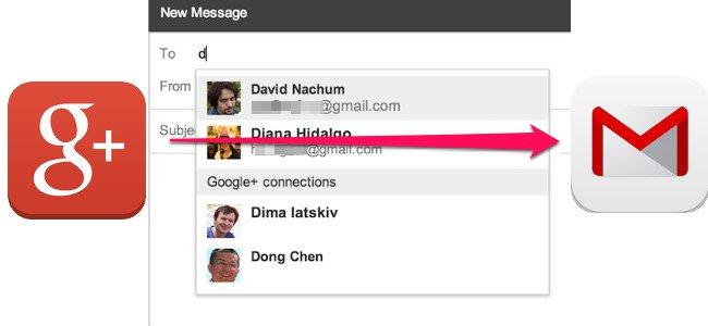 アドレスを知らなくてもメールが送信出来る。そう、Gmailならね。