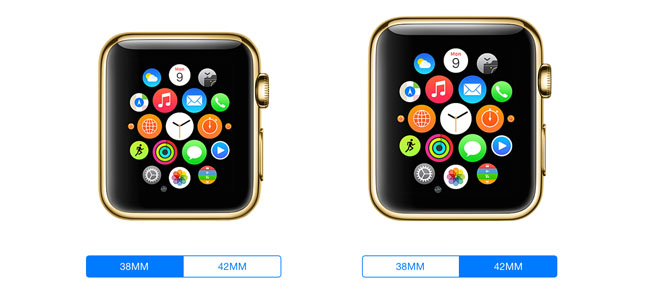 Apple Watch、予約前に自分にピッタリなサイズをチェックしよう