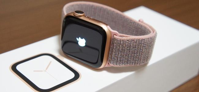 「Apple Watch Series 4」開封の様子を写真で確認。初の画面サイズの拡大は一度使うと戻れない大きな変化
