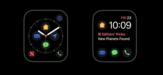 次期watchOSのアップデートで純正アプリ7つがApple Watch Series 4の文字盤「Infograph」に対応