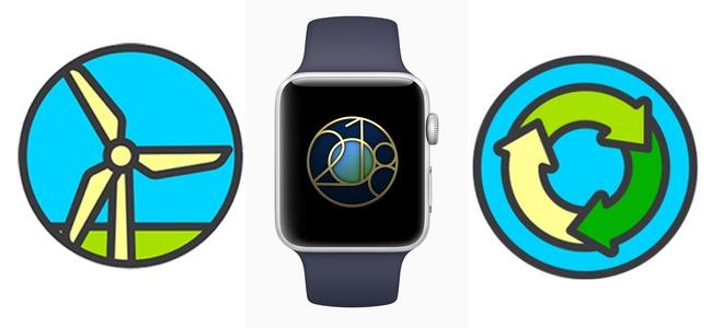 Apple Watchの「アースデイチャレンジ」が正式に追加。4月22日限定ワークアウトでバッジとiMessageステッカーがプレゼント