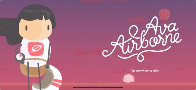グライダー?ヨーヨー?ジェット?自分にあった装備で遠くまで!気持ちよく空を駆けるカジュアルアクション「Ava Airborne」