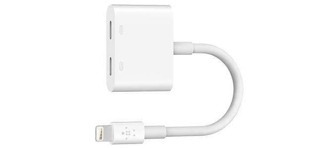 対応早い。iPhone 7唯一の問題、音楽を聞きながら充電できない状態を解決するアダプタがBelkinから発売へ