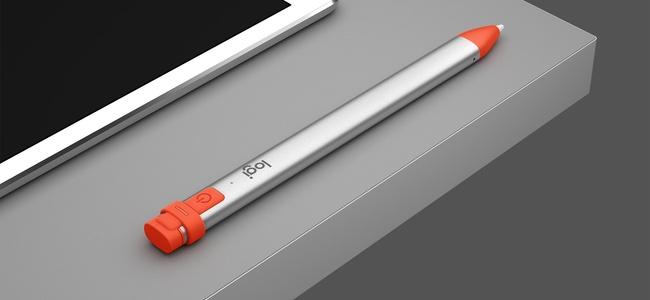ロジクールからiPad(第6世代)専用のワイヤレススタイラスペン「ロジクール Crayon」が発売開始!