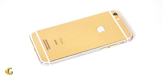 お値段驚愕の4.2億円...世界で最も高価なiPhone 6が登場