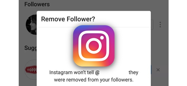 Instagram、フォローされている側からフォローしているユーザーを強制的にリムーブさせる機能を搭載へ