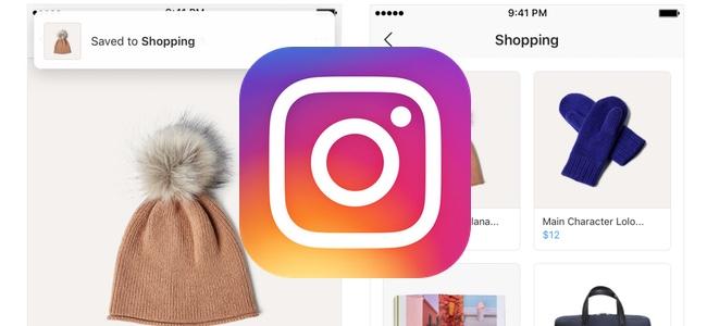 Instagramがアプリ内でのショッピング機能を拡充。欲しいものを保存するコレクション機能の追加やフィード上での動画からの購入などが可能に