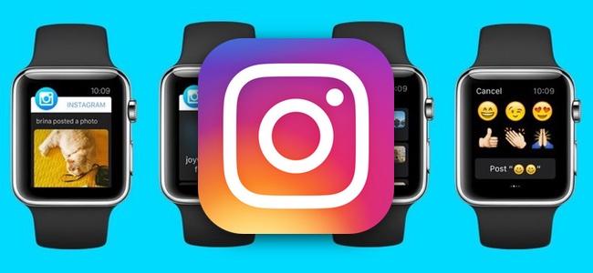 InstagramがApple Watch用アプリ機能の提供を終了