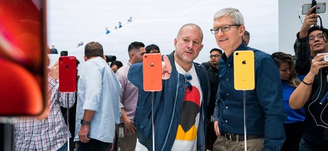 iPhoneやiMacなどAppleの代表的なプロダクトのデザインを行ったジョニー・アイブが今年の後半にAppleを退社。今後Apple製品のデザインには外部パートナーとして関わる予定
