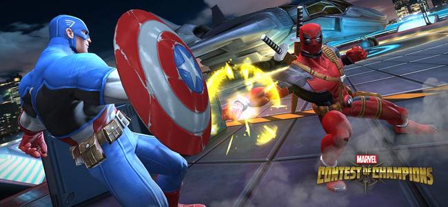 スパイダーマンにアイアンマン!アメコミヒーローオールスター大乱闘!『Marvel オールスターバトル』