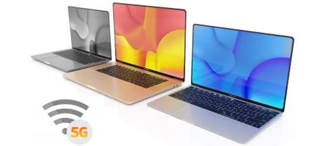 Macがついにセルラー通信に対応!?2020年に5G対応のMacBookがでるかも