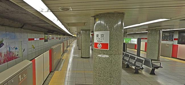 東京メトロの13駅でホームなど駅構内がGoogle ストリートビューで見られるように