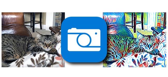 カメラアプリ「Microsoft Pix」がアップデート!AIと深層学習により写真を名画風に変換する「Pix Styles」機能が追加!