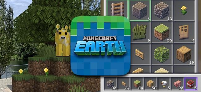 ARで現実世界にマインクラフトが進出。「Minecraft Earth」が配信開始