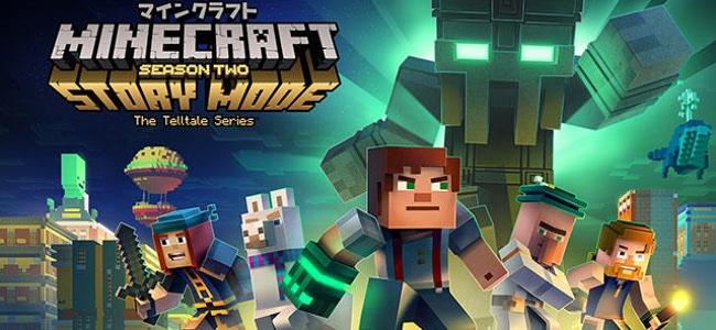 Minecraftのアドベンチャーゲーム「マインクラフト:ストーリーモード」日本語版がリリース!