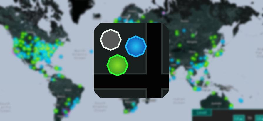 エージェントは即DL!現在地周辺のIntel Mapを表示してくれる「Nearby Map for Ingress」がリリース