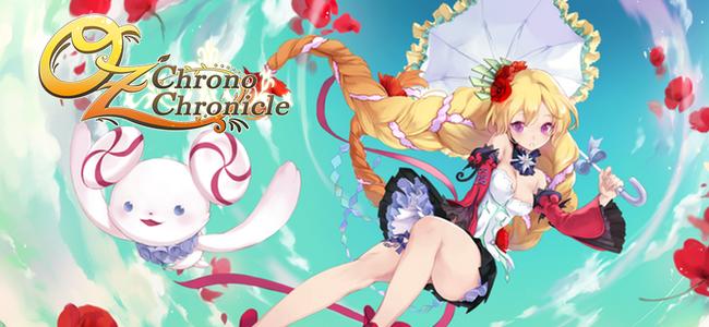 タップ&スワイプだけなのにしっかり3Dアクションバトル!グラフィック、物語のクオリティも高いRPG「OZ Chrono Chronicle」