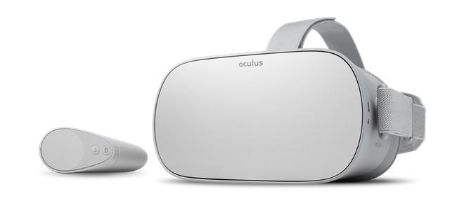 PCもスマホも必要なし、利用中のケーブルも不要。完全スタンドアロンのVRヘッドセット「Oculus Go」が発売!