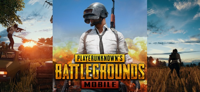 PUBGこと「PLAYERUNKNOWN'S BATTLEGROUNDS」モバイル版が日本でも5月中旬に正式リリース決定!事前登録も開始!