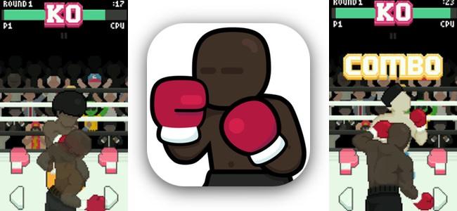アプリ版パンチアウト!?殴って避けてコンボを狙うボクシングアクション「Pixel Punchers」レビュー