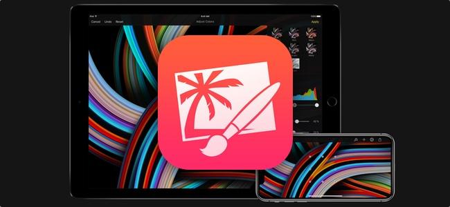 iOS版「Pixelmator」がアップデート、iPhone Xに完全対応、安定性の修正とパフォーマンスを改善