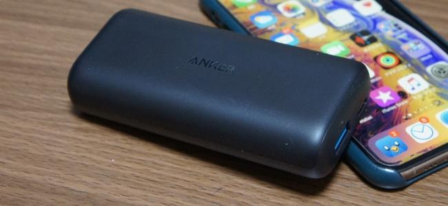 Ankerからコンパクトサイズで10000mAh、USB-C PD対応でiPhoneの急速充電も可能な「PowerCore 10000 PD」発売開始!